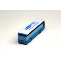Autobús de goma antiestrés