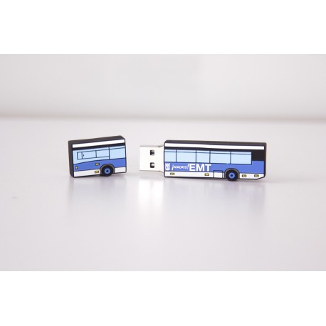 Memoria USB Autobús