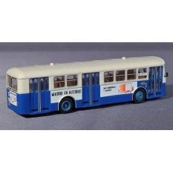 Maqueta Pegaso 6035 en Autobús (1/87)